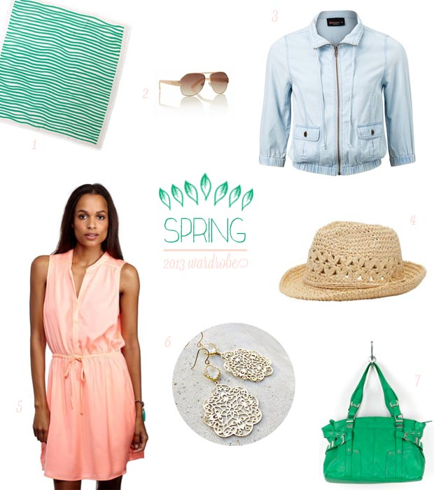 Wearing Spring | She Sows Seeds
