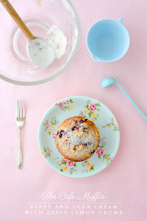 The Cafe Muffin | She Sows Seeds