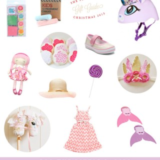 Gift Guide – For The Little People…