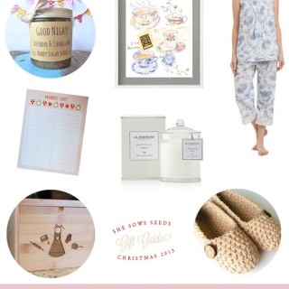 Gift Guide – for your gorgeous mum…