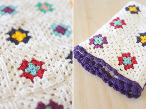 A Blanket for Claire | She Sows Seeds