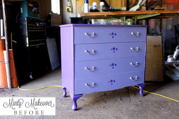 Well-liked Minty Makeover for Queen Anne Drawers CR51