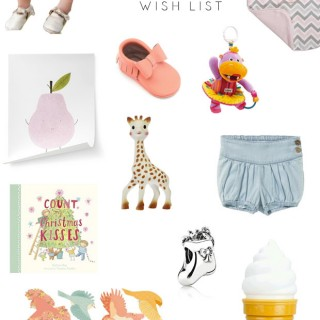 Eleanor's (First!) Santa List