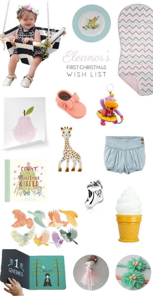 Eleanor's Christmas Wish List | She Sows Seeds