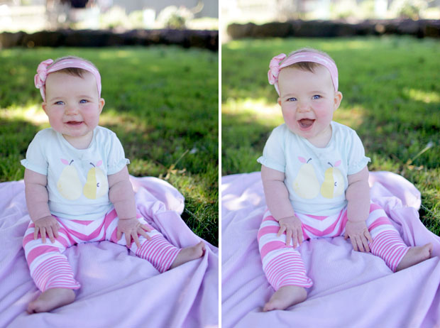 Dear Eleanor | 8 Months 2