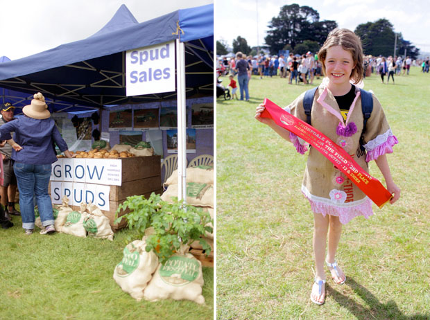 Thorpdale Potato Festival | She Sows Seeds