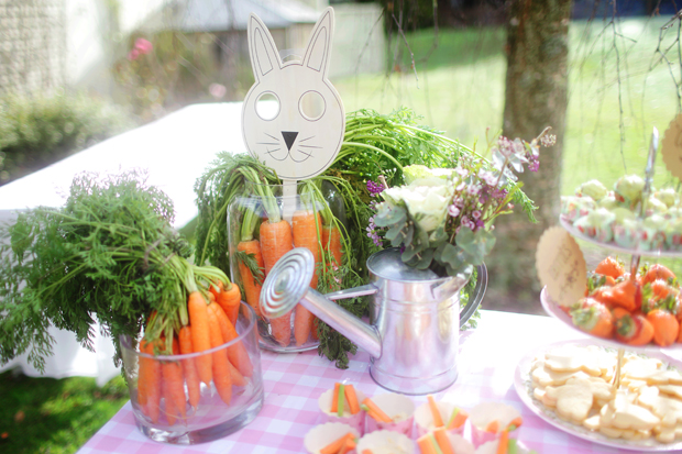 Eleanor's Peter Rabbit Birthday Party | She Sows Seeds 10