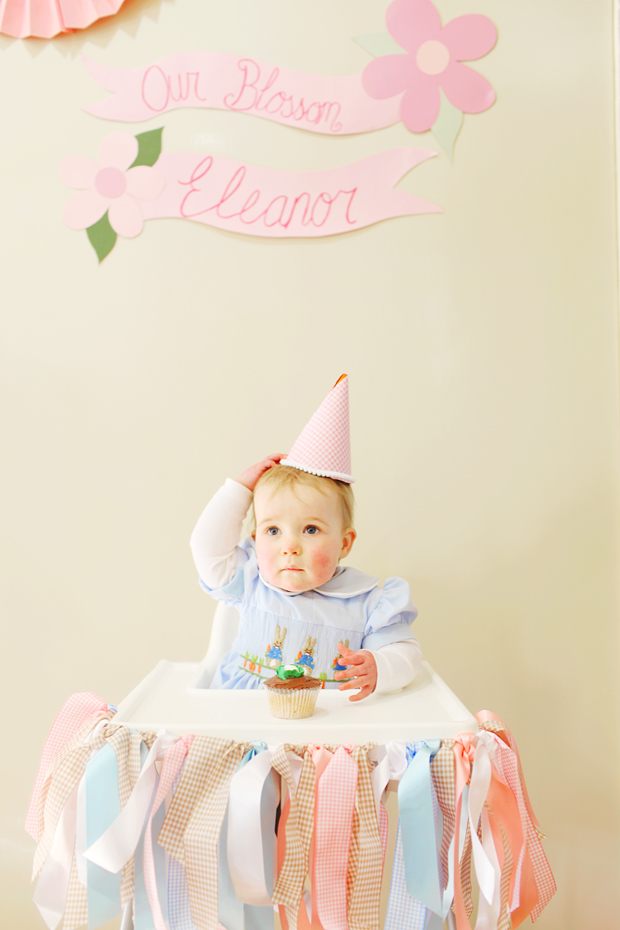 Eleanor's Peter Rabbit Birthday Party | She Sows Seeds 32