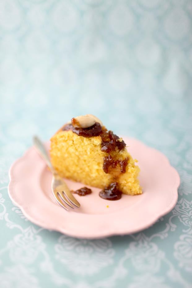 Dairy Gluten Free Orange and Almond Cake   She Sows Seeds 2