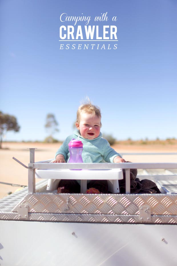 Camping with a Crawler Essential | She Sows Seeds 10