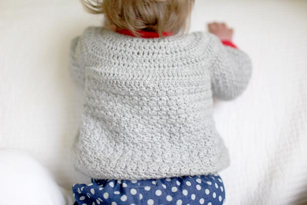 Grey Cardigan for Grey Days | She Sows Seeds 10