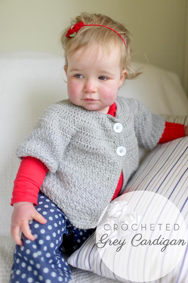 Grey Cardigan for Grey Days | She Sows Seeds 2