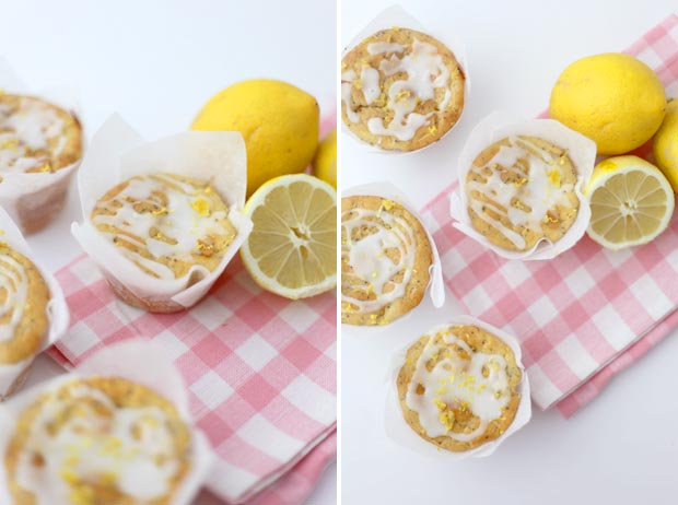 Lemon and Poppy Seed Muffins | She Sows Seeds 3