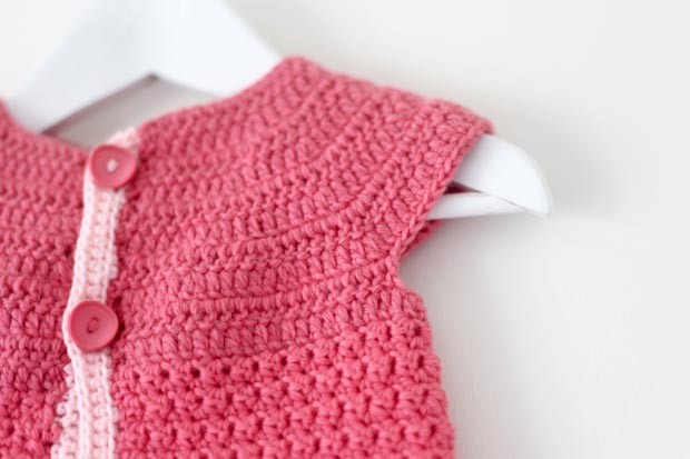 3 Crocheted Gifts for 3 Baby Girls | She Sows Seeds 6