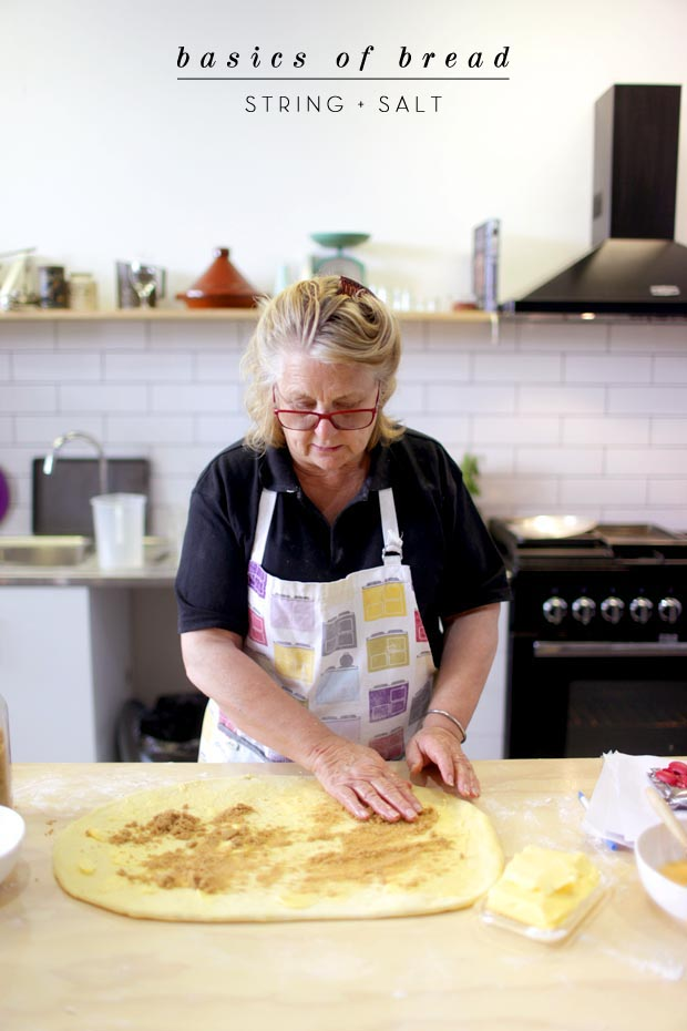 Bread Baking at String + Salt | She Sows Seeds 7