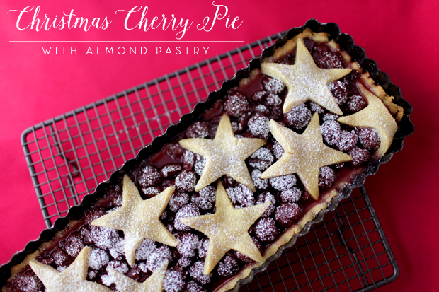 Christmas Cherry Pie | She Sows Seeds 3