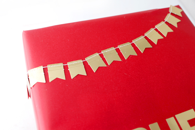 Simple Christmas Gift Wrapping   She Sows Seeds 2