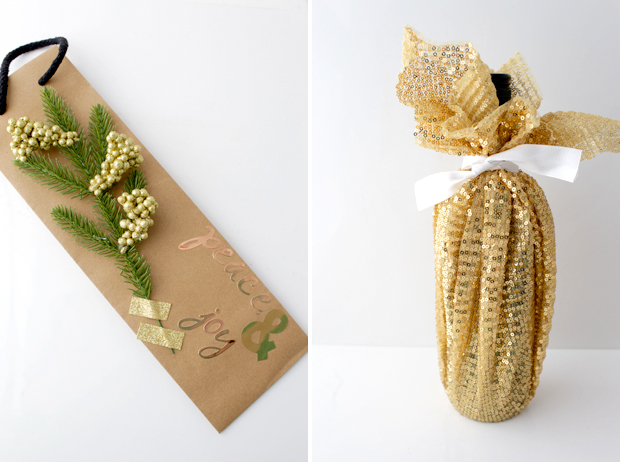 Simple Christmas Gift Wrapping   She Sows Seeds 7