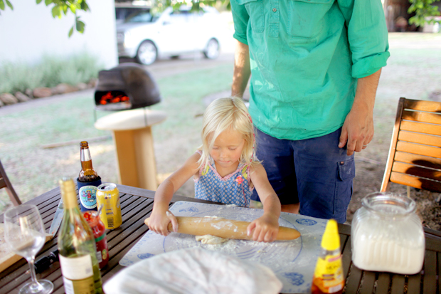Pizzas and Trains and Spud Digging | She Sows Seeds