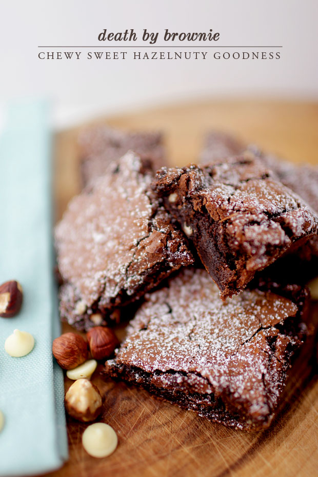 Death by Brownie | She Sows Seeds 2
