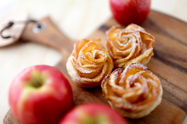 Caramel Apple Roses | She Sows Seeds 2
