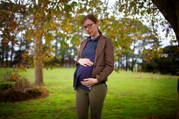 What To Wear During A Winter Pregnancy | She Sows Seeds