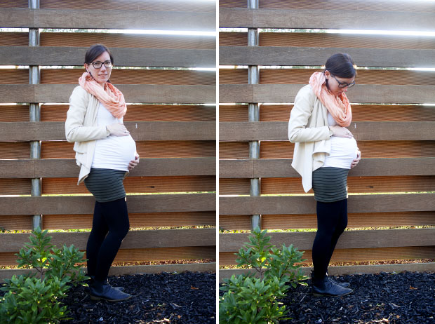 What To Wear During A Winter Pregnancy | She Sows Seeds 6
