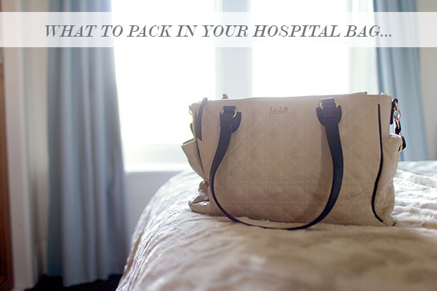 What To Pack In Your Hospital Bag | She Sows Seeds