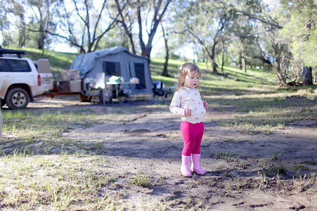 Family Camping Adventure | She Sows Seeds 1