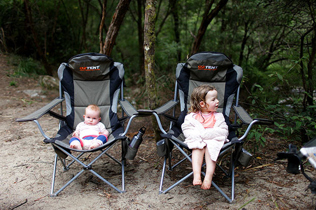 The Family Who Camps Together | She Sows Seeds 4