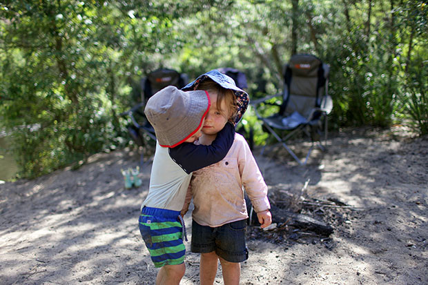 The Family Who Camps Together | She Sows Seeds