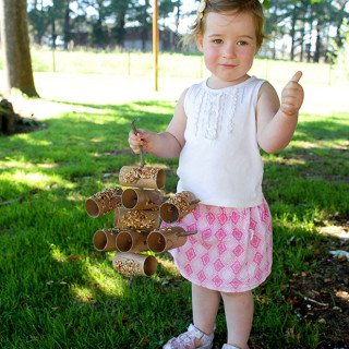 DIY Bird Feeder | She Sows Seeds 13