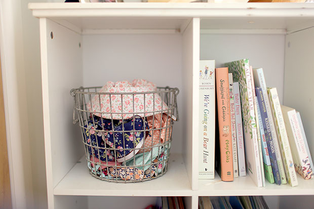 Kids Clothes Storage | She Sows Seeds