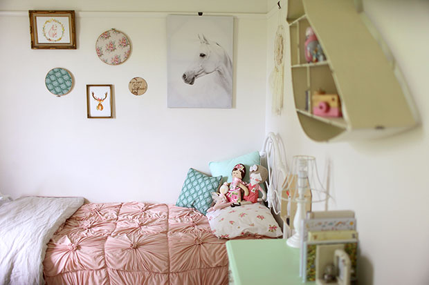 Eleanor\'s Big Girl Bedroom