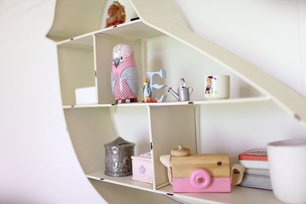 Eleanor's Big Girl Bedroom | She Sows Seeds 14