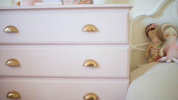 Chalk Painted Drawers – The Two Years in the Making DIY Project