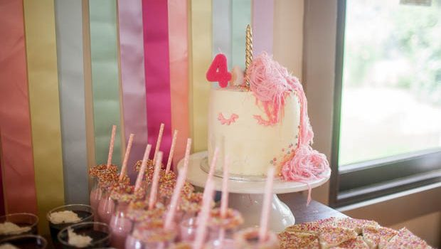Unicorns and Rainbows and a Pinata – Oh My! (Eleanor and Harriet's Magical Birthday Party)